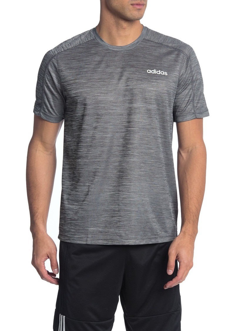 Adidas Designed 2 Move Heathered T-Shirt