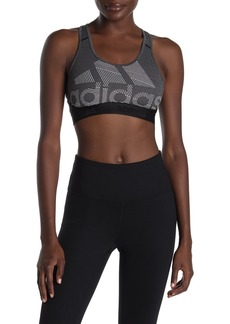 Adidas Don't Rest Alphaskin Badge Of Sports Bra