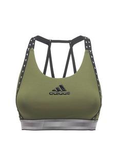 Adidas Don't Rest Logo Bra Top