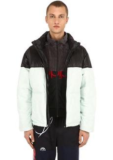 Adidas Double Layered Nylon Down Jacket