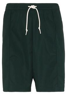 Adidas track logo shorts