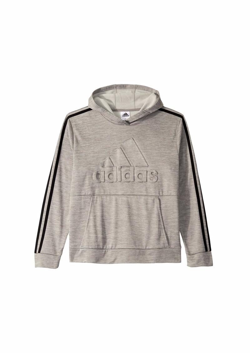 Adidas Embossed Pullover (Big Kids)