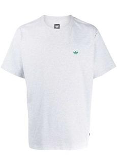 Adidas embroidered logo T-shirt