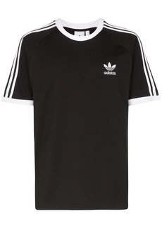 Adidas embroidered Trefoil motif T-shirt