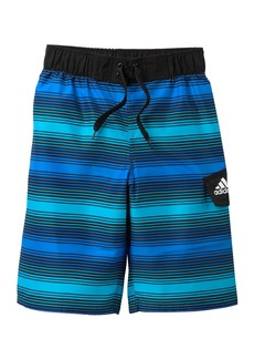 Adidas Energy Stripe Volley Shorts (Big Boys)