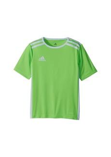 Adidas Entrada 18 Jersey (Little Kids/Big Kids)