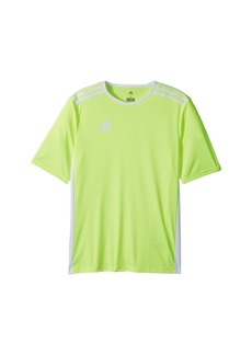 Adidas Entrada 18 Jersey (Little Kids/Big Kids)