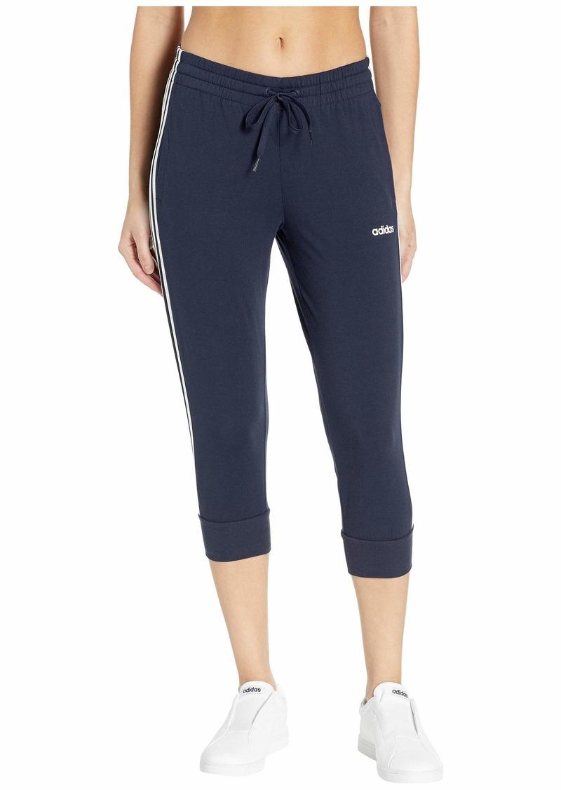 Adidas Essential 3-Stripes 3/4 Pants