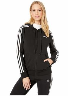 Adidas Essential 3-Stripes Full Zip Hoodie