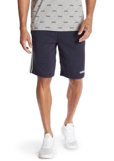 Adidas Essential 3-Stripes Knit Shorts