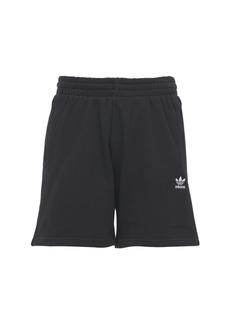 Adidas Essential Cotton Sweat Shorts