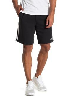 Adidas Essentials 3-Stripes Fleece Shorts