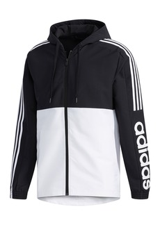 Adidas Essentials Colorblock Windbreaker