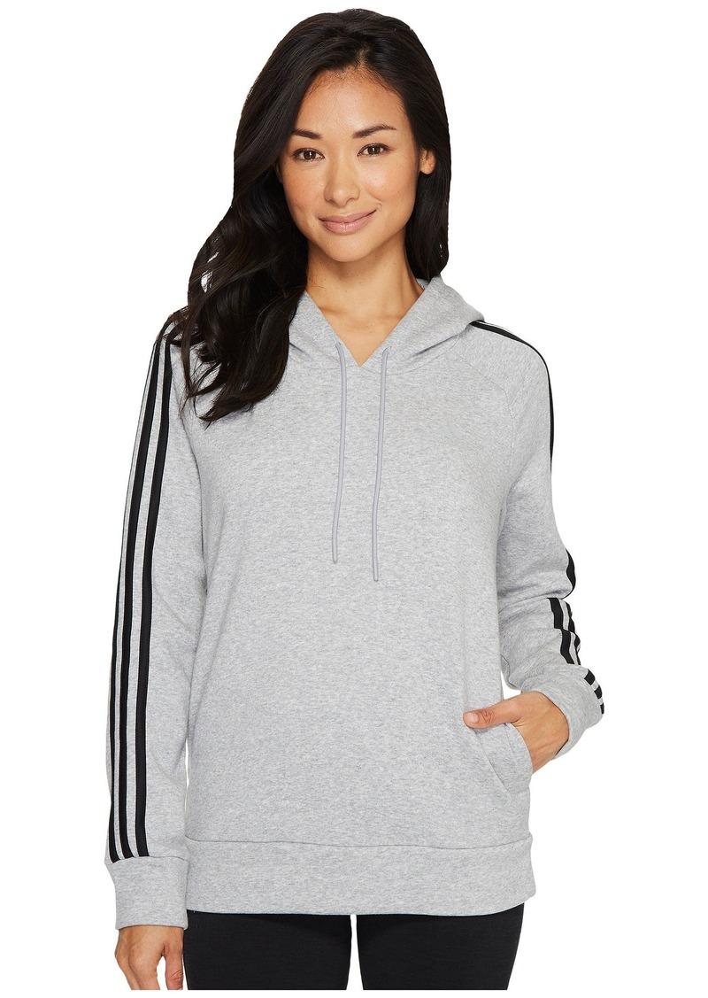Adidas Essentials Cotton Fleece 3S Over Head Hoodie
