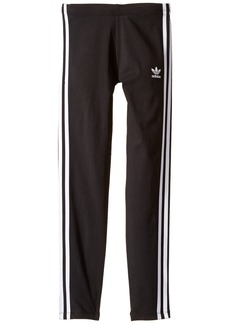 Adidas Everyday Iconics 3-Stripes Leggings (Little Kids/Big Kids)
