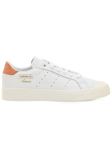 Adidas Everyn Leather Sneakers