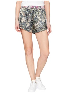 Adidas Farm High-Waisted Shorts