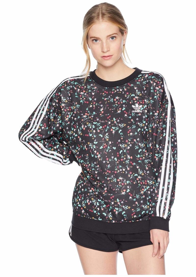 Adidas Fashion League All Over Print Sweater