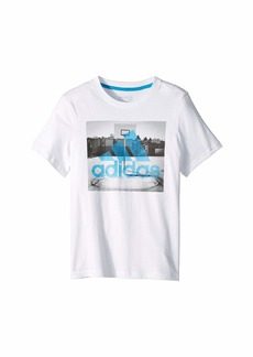 Adidas Field Court Graphic Tee (Big Kids)