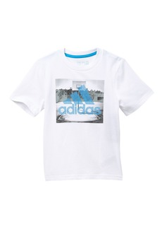 Adidas Field Court Graphic Tee (Toddler Boys)