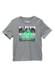 Adidas Field Court Graphic Tee (Toddler, Little Boys, & Big Boys)