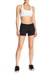 Adidas Fitted Logo Waist Shorts