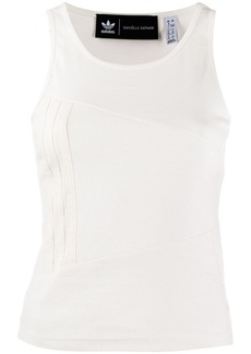 Adidas fitted tank top