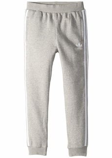 Adidas Fleece Trefoil Pants (Little Kids/Big Kids)