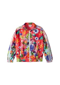 Adidas Floral Windbreaker (Little Kids/Big Kids)