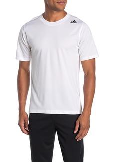 Adidas Climalite 3-Stripe Perforated Short Sleeve T-Shirt