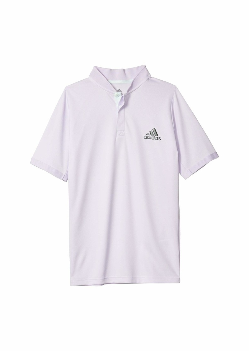 Adidas FreeLift Polo Aero.Rdy Polo Shirt (Little Kids/Big Kids)