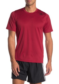 Adidas FreeLift Sport Fitted 3-Stripes T-Shirt