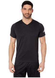 Adidas Freelift V-Neck T-Shirt
