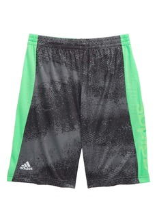 Adidas Fusion Climalite(R) Shorts (Toddler Boys & Little Boys)