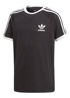 Girl's Adidas Originals 3-Stripes Tee