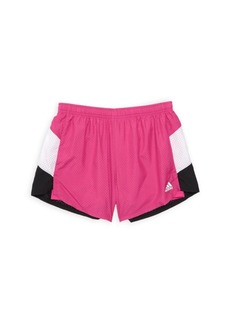 Adidas Girl's Perforated Shorts
