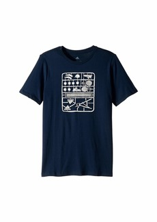 Adidas Graphic Tee (Little Kids/Big Kids)