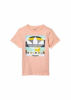 Adidas Graphic Tee (Little Kids/Big Kids)