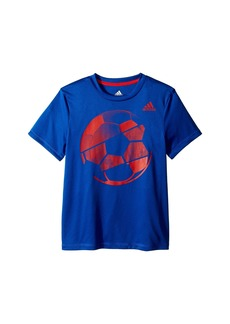 Adidas Hacked Sport Ball Tee (Big Kids)