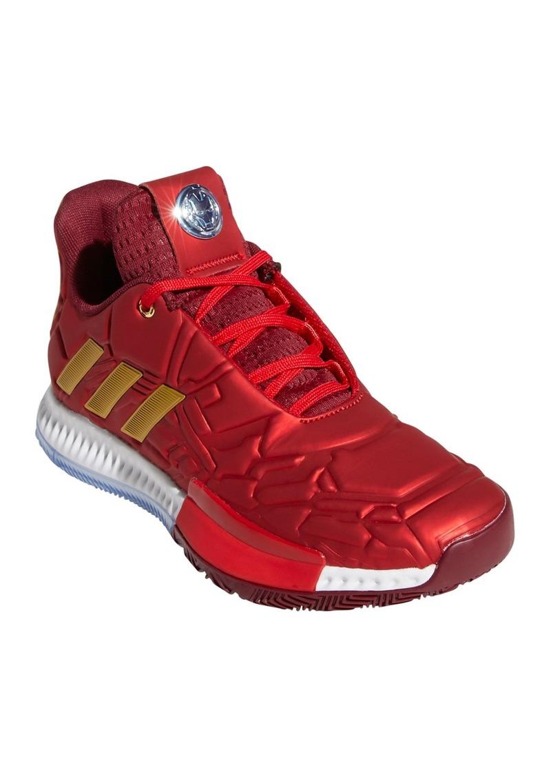 Adidas Harden Vol. 3 Basketball Shoe (Big Kid)