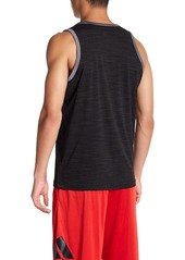 Adidas Heathered Logo Tank