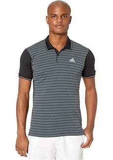 Adidas Heat.Rdy Striped Polo Shirt