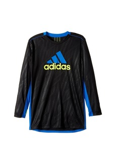 Adidas Helix Vibe Training Top (Big Kids)