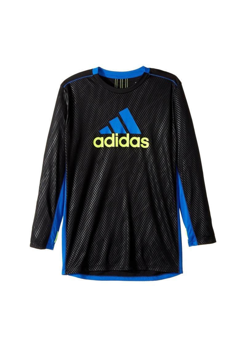 Adidas Helix Vibe Training Top (Big Kids)