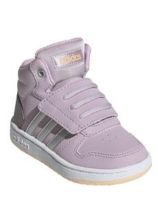 Adidas Hoops 2.0 Mid Sneaker (Baby & Toddler)