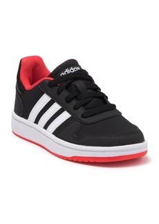 Adidas Hoops 2.0 Mid Sneaker (Toddler & Little Kid)