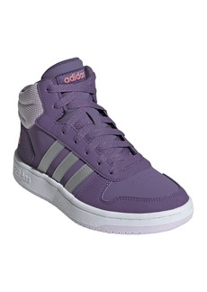 Adidas Hoops 2.0 Mid Sneaker (Toddler, Little Kid & Big Kid)
