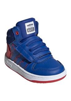 Adidas Hoops Mid 2.0 Sneaker (Baby & Toddler)