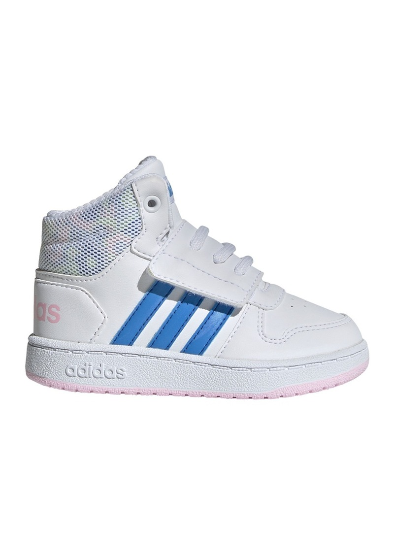 Adidas Hoops Mid 2.0 Sneaker (Toddler)