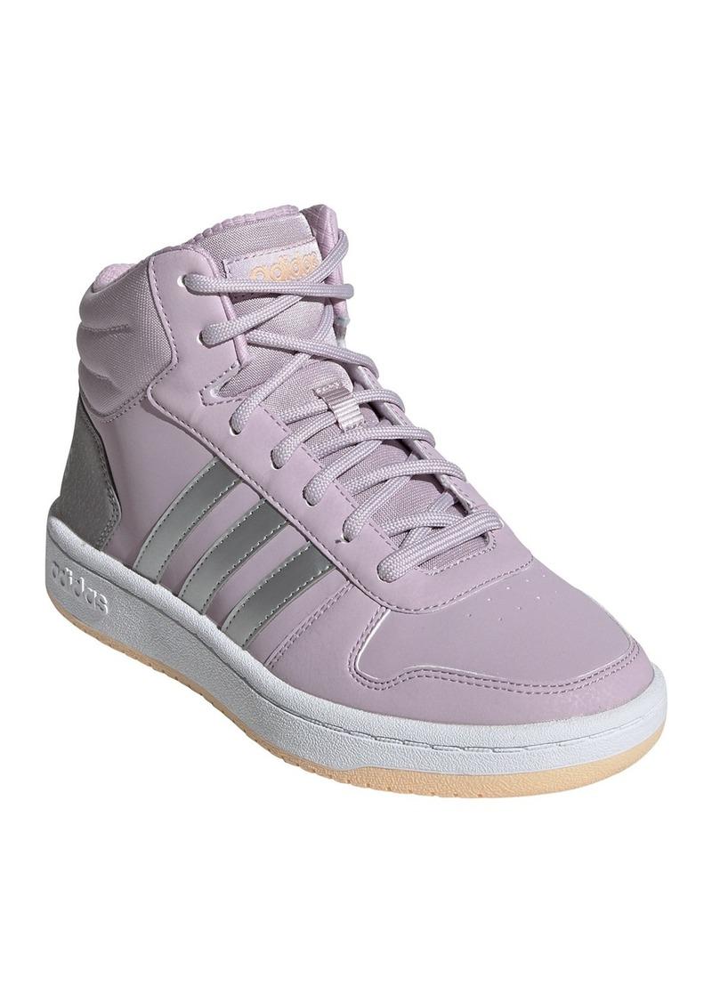 Adidas Hoops Mid 2.0 Sneaker (Toddler, Little Kid, & Big Kid)